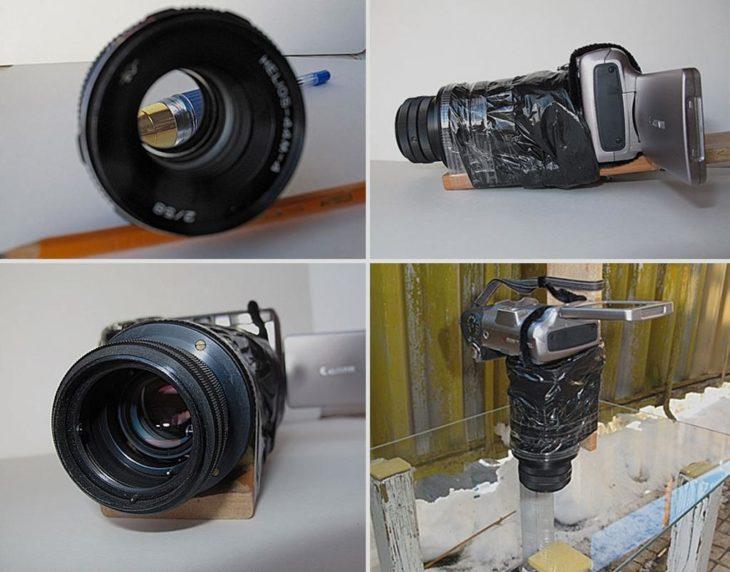 Plataforma para tomar fotos profesionales