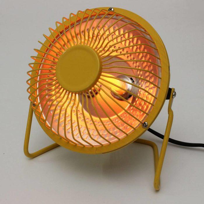 mini-calentador para escritorio