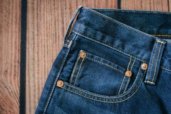 pantalones de mezclilla
