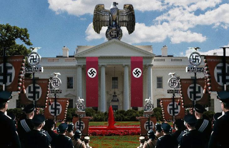 Casa Blanca Photoshop nazi