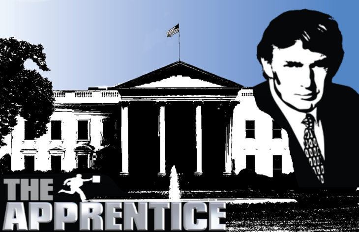Casa Blanca Photoshop - Portada the apprentice