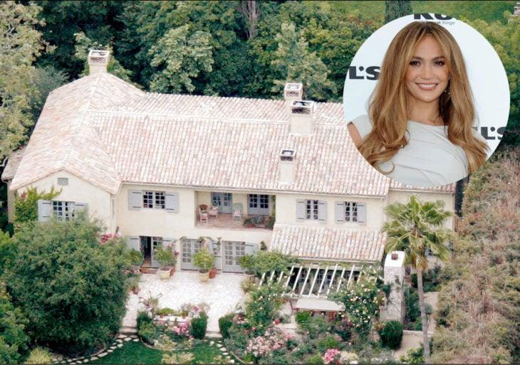 Casas famosos - jennifer
