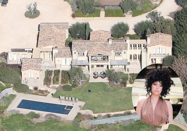 Casas famosos - lady