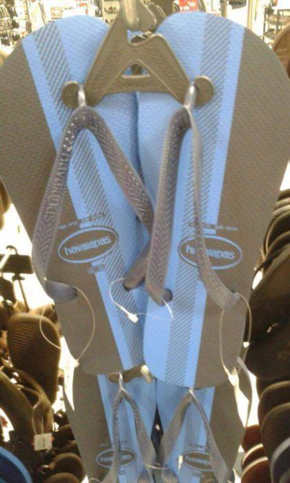 sandalias blanco con dorado