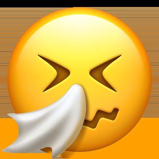 Emoji gripe