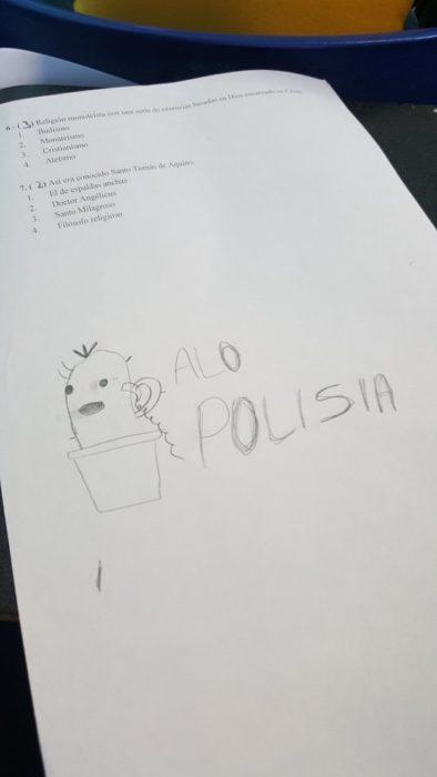 """Respuestas exámenes - """"alo polisia"""""""