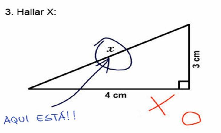 Respuestas exámenes - encuentra la x