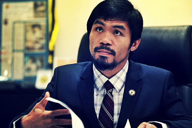 Manny Pacquiao congresista