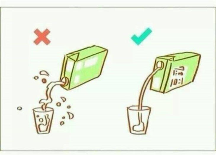 sirve la leche como pro