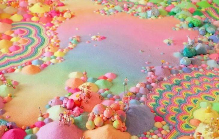 Un mundo dulce