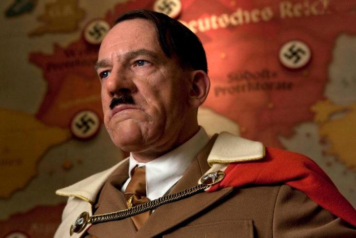 Hitler en bastardos sin gloria