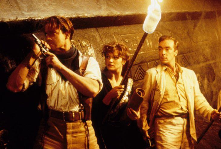 Imágenes de la película la momia
