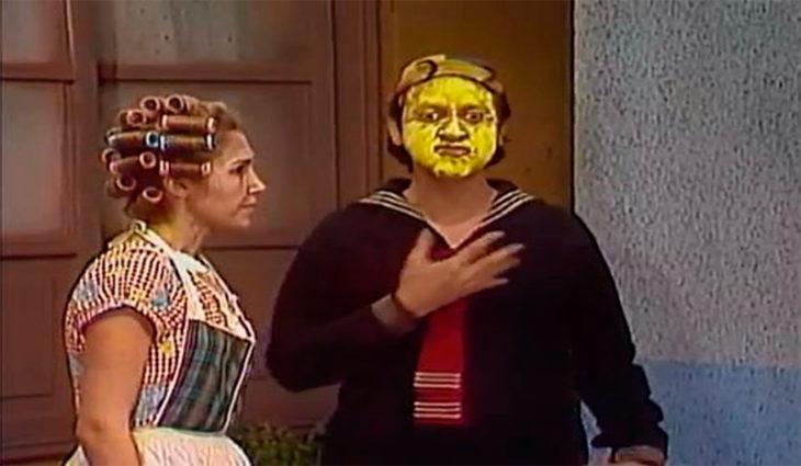Quico y Doña Florinda