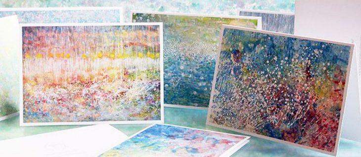 Pinturas de Iris Grace