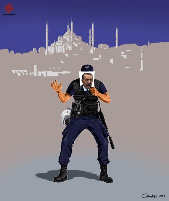 Policía de Turquía