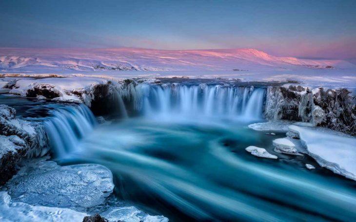 cascada de Goðafoss