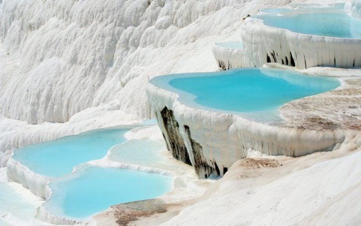 cascada blanca
