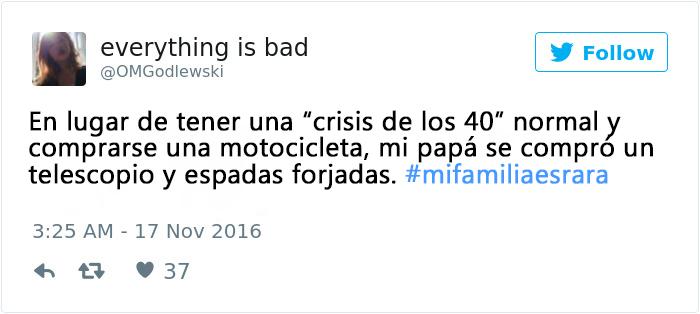 La crisis de los 40