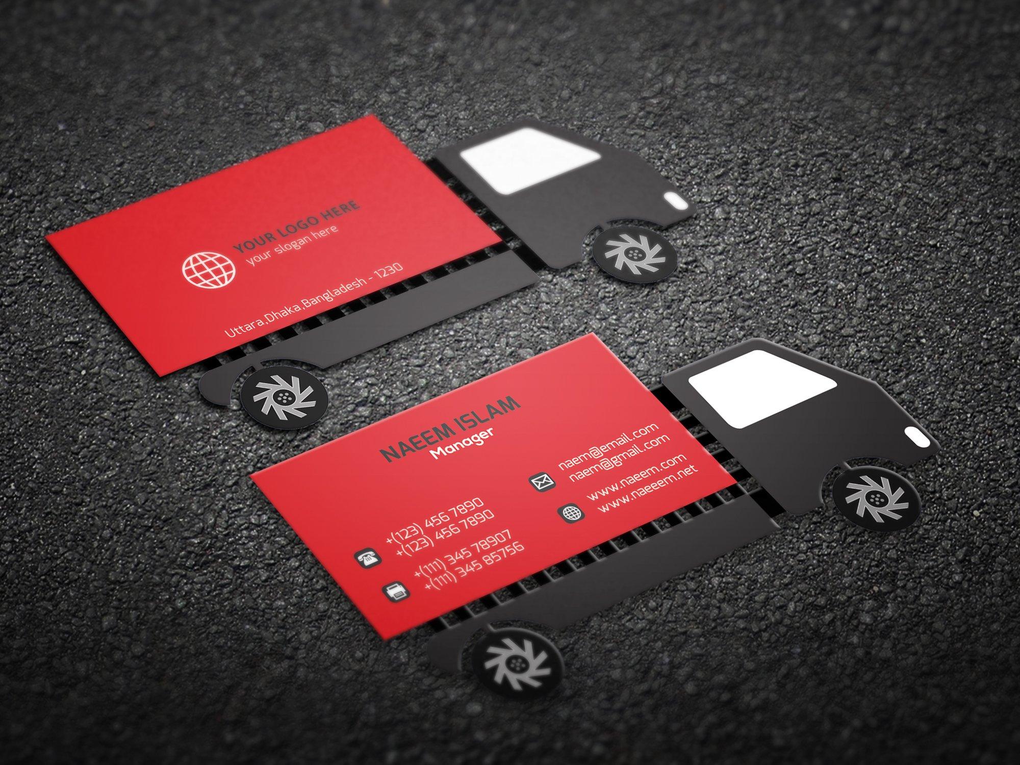 23 tarjetas de presentaci n que impactar n a tus clientes for Disenos para tarjetas