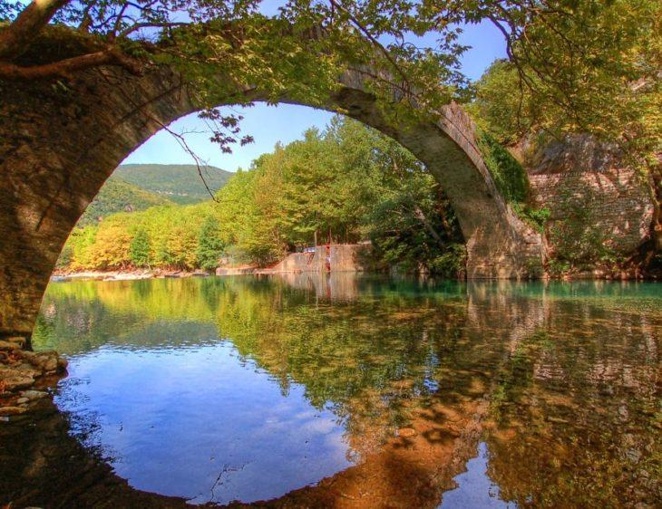puente klidonias