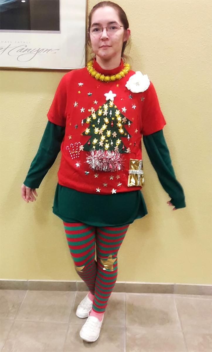 20 suéteres navideños tan feos que nunca debieron existir