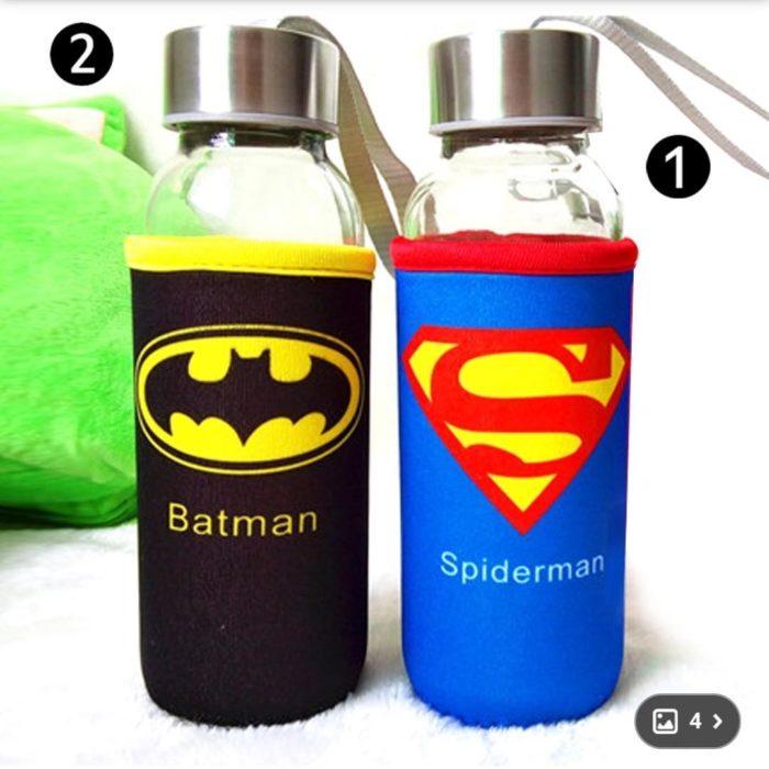 termos de superhéroes