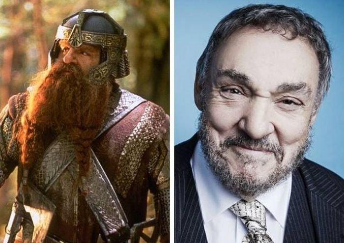 john rhys antes e depois