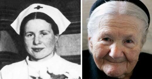 Esta mujer salvó a 2,500 niños judíos del Holocausto
