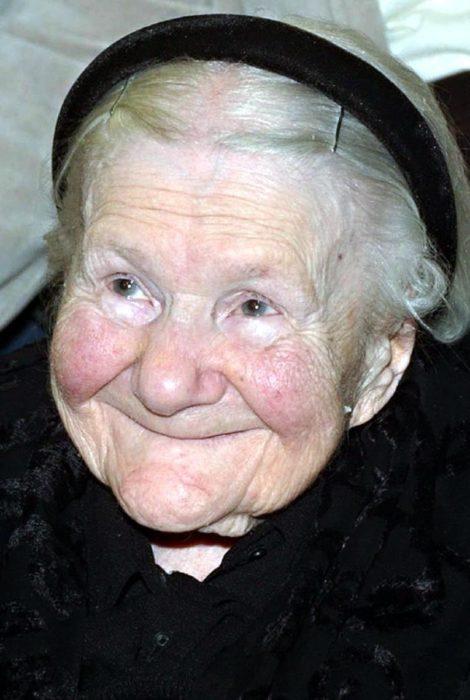 irina sendler anciana