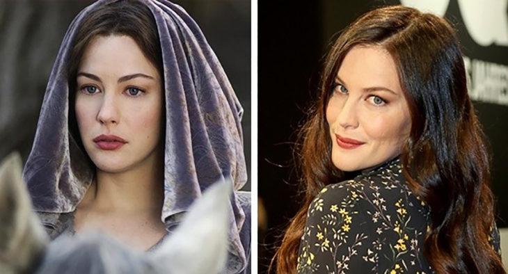 arwen antes y después