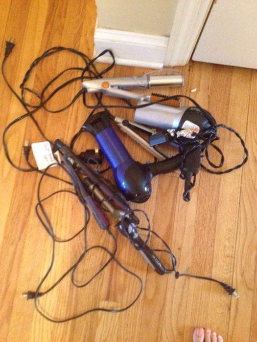 aparatos para estilizar el cabello