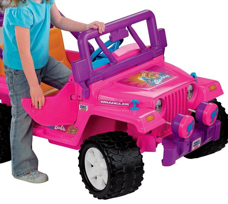 jeep para niñas