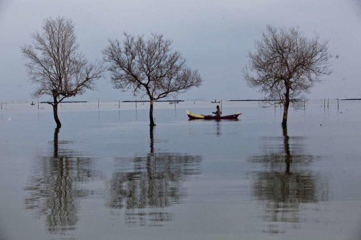 inundaciones por el calentamiento global