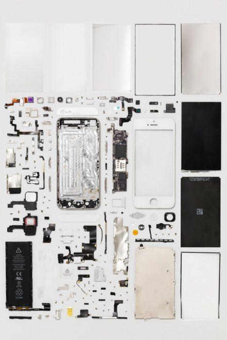 celular desarmado