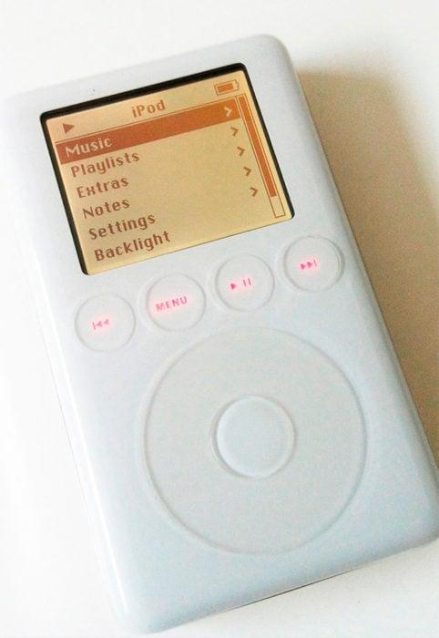 iPod 2da generación