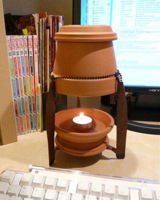 calentador de ceramica