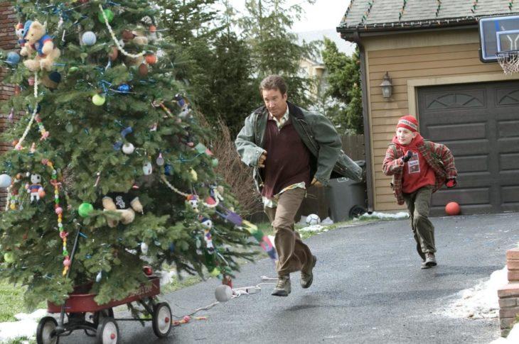 navidad con los krancs