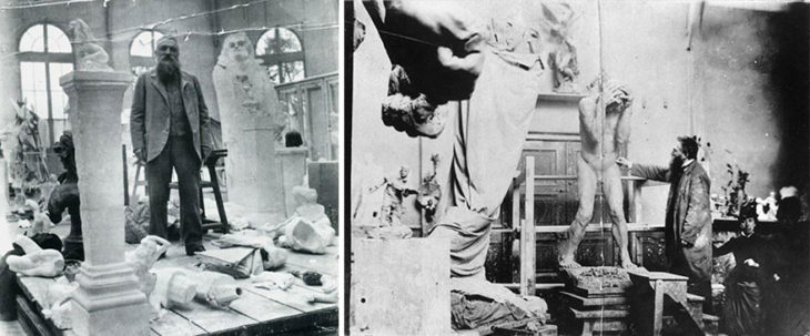Estudio de Auguste Rodin