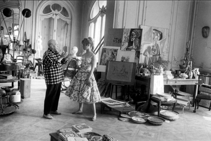 Estudio de Pablo Picasso