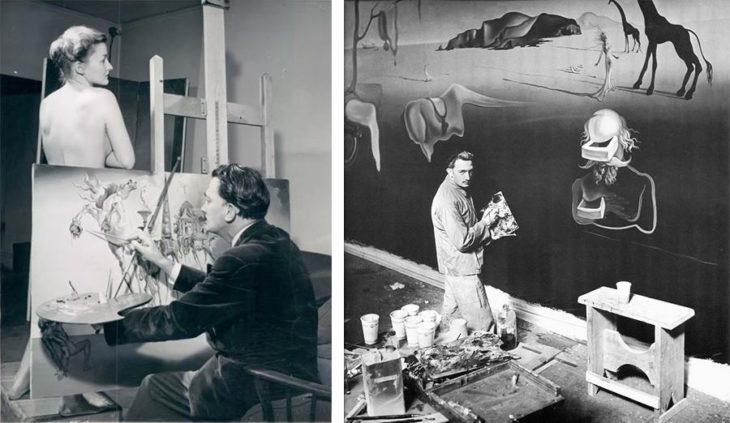 Estudio de Salvador Dalí