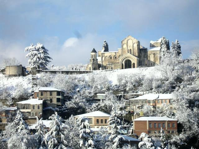 Ciudad nevada