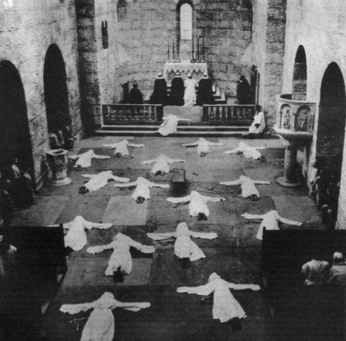 ritual religioso