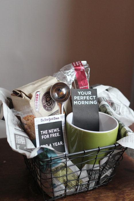 Kit para el café de las mañanas