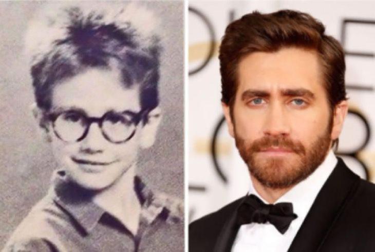 jake gyllenhaal adolescente y actualmente
