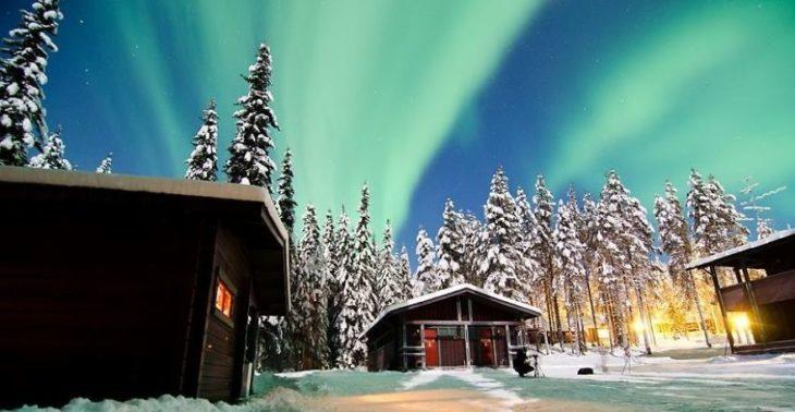 Cabañas en Finlandia