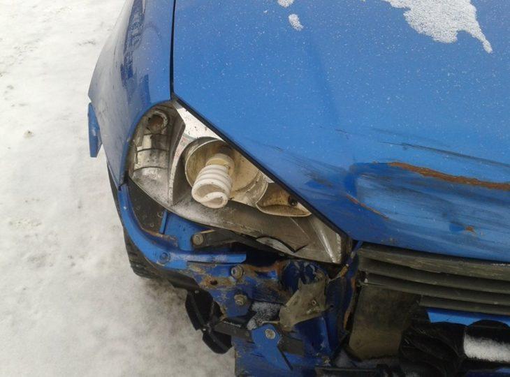 faro de luz ahorrador para vehículo