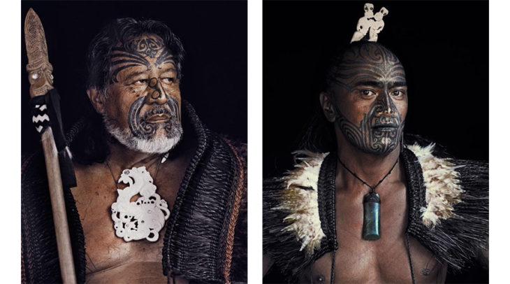 maories guerreros