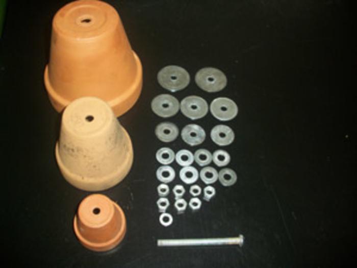 material para calentador de ceramica