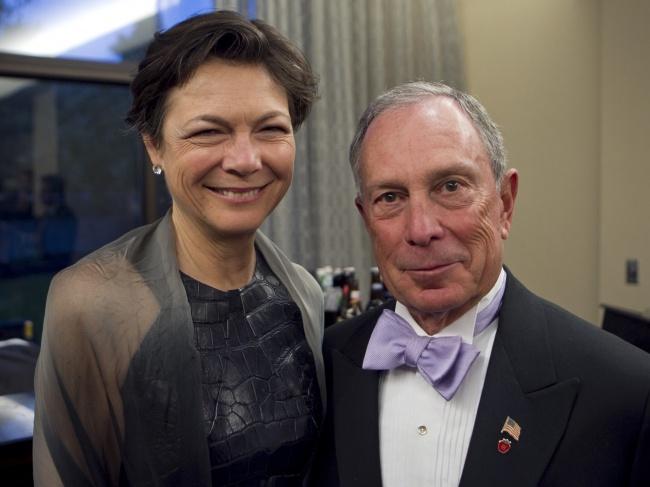 Bloomberg y Diane
