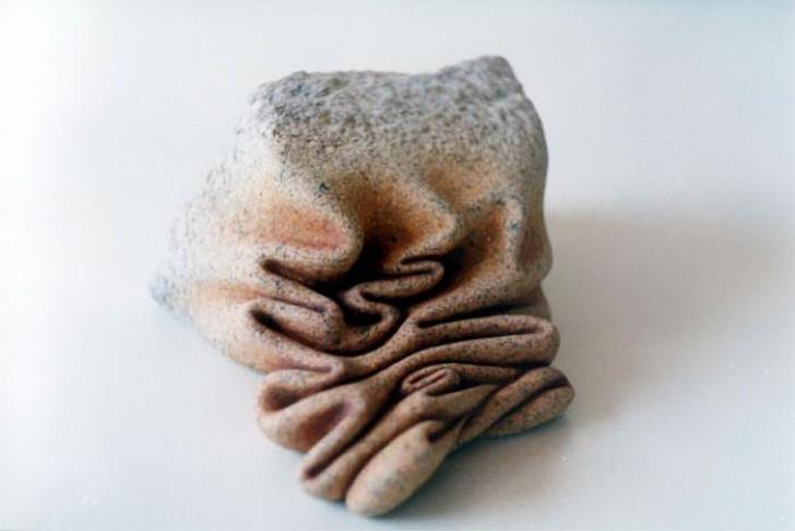 Piedra como si fuera papel
